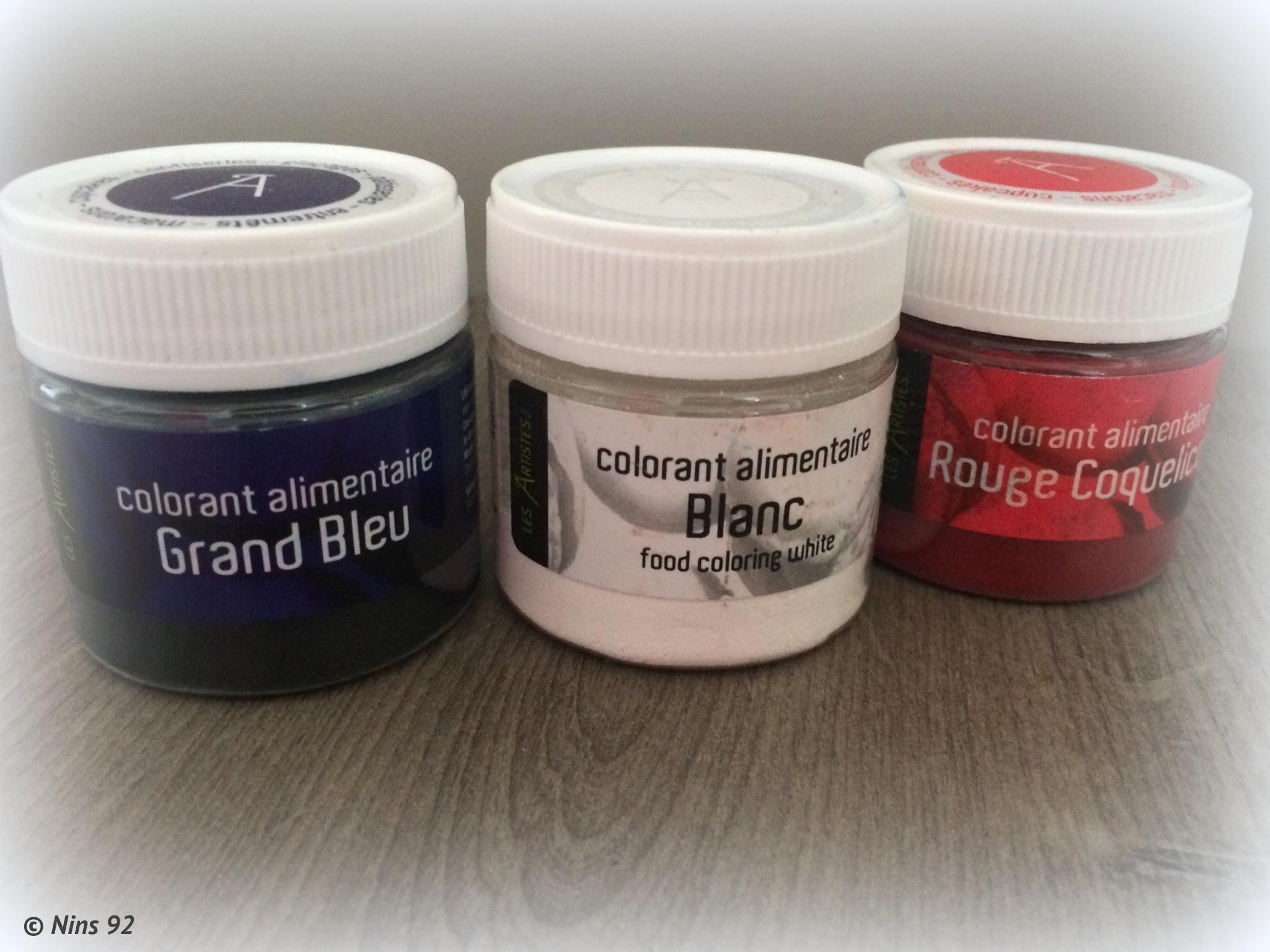 ajoutez au fur et mesure le colorant en poudre votre prparation pour vous rendre compte de la couleur les nuances changent si vous diluez votre - Colorant Les Artistes